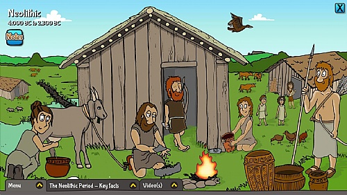 Neolithic Interactive